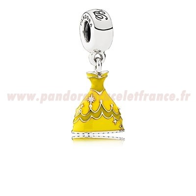 Revendeur Pandora Disney Charms Belle Robe Mixed Email Pas Cher