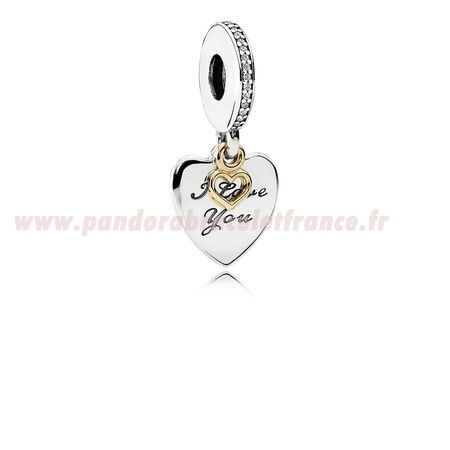 Revendeur Pandora Pandora Dangle Charms Amour Vous Toujours Dangle Charm Clear Cz Pas Cher