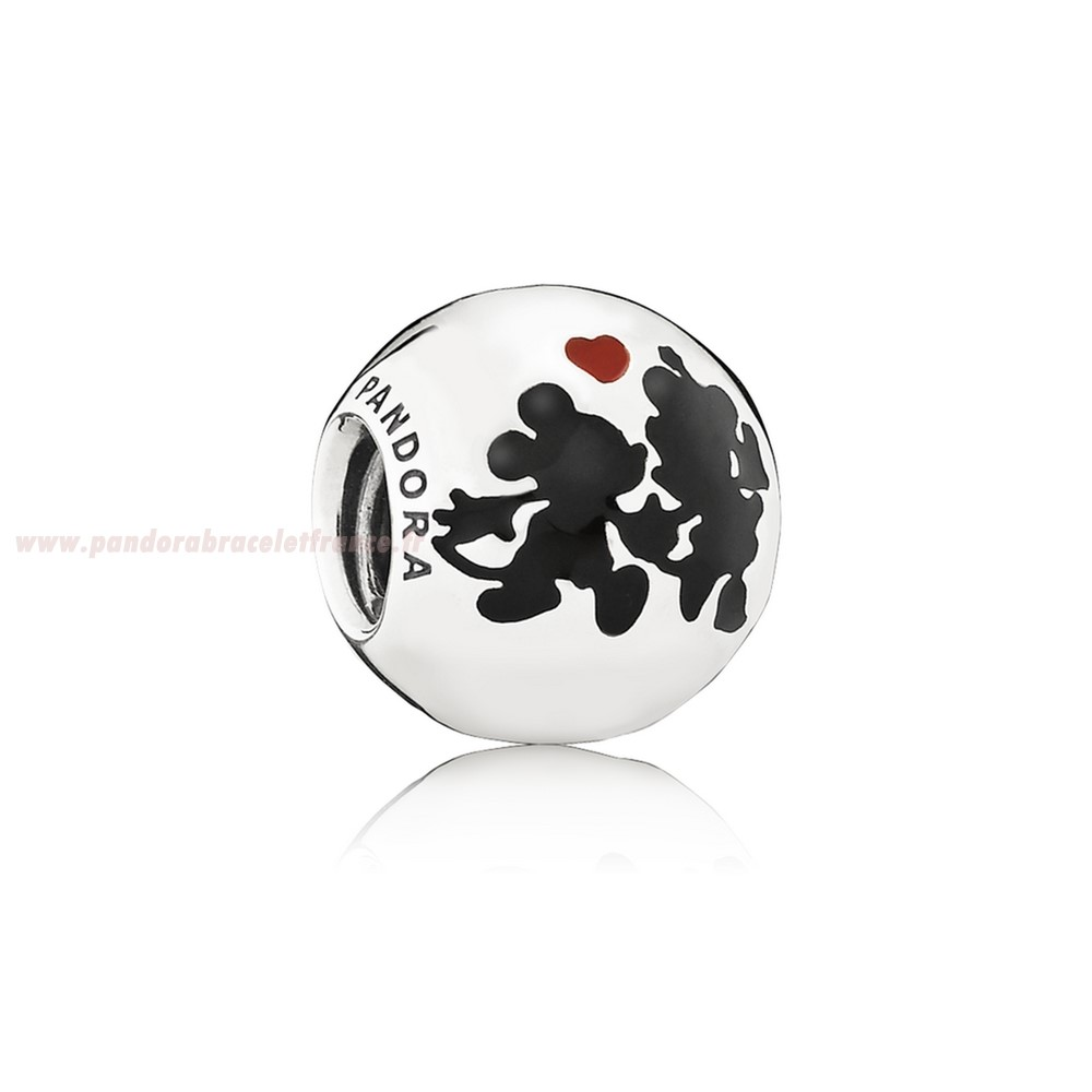 Revendeur Pandora Pandora Disney Collection Disney Minnie Mickey Sempre Fascino Mixed Smalto Pas Cher