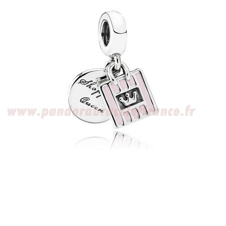 Revendeur Pandora Pandora Passions Charms Chic Glamour Achats Queen Dangle Charm Soft Rose Email Pas Cher